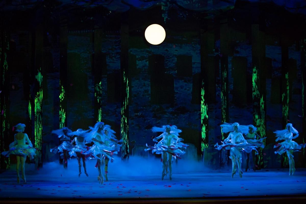 Taylor And Washington Ballet Choose 4wall Dc For Sleepy