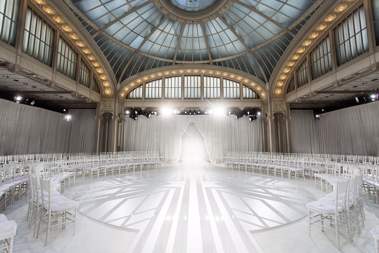 cs lighting chooses 4wall during new york fashion week press