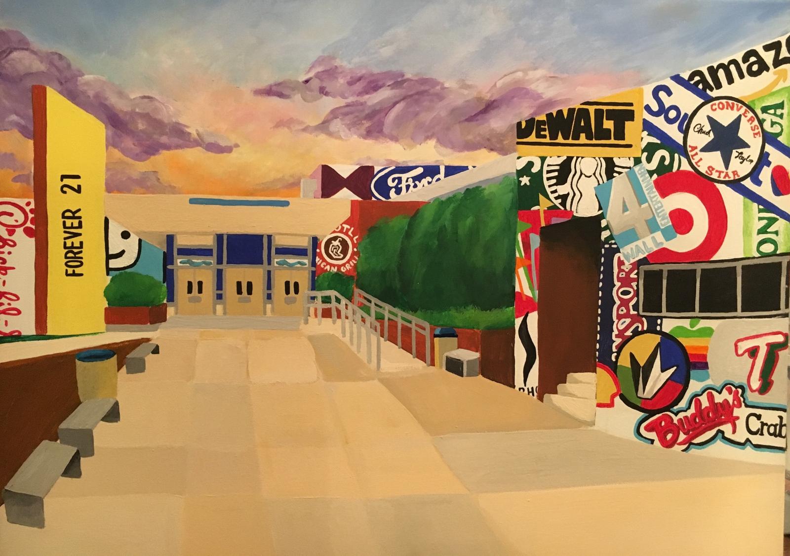 Modern Art Projects For High School