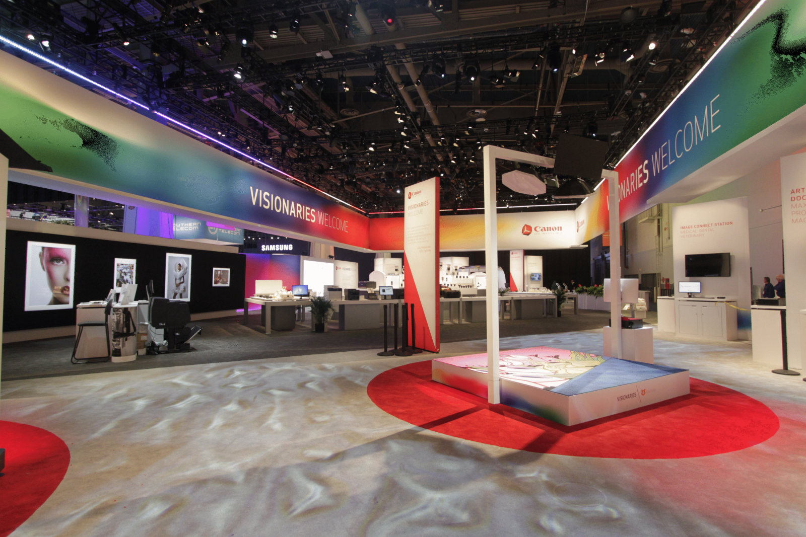 Las Vegas, NV  International Design Firm Fine Design Associates Returned To Las  Vegas For The 50th Anniversary Of The Consumer Electronics Show (CES).