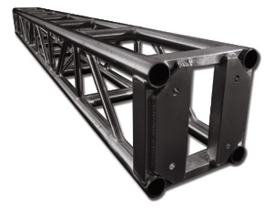 Tomcat Box Truss 12'' x 10' Black