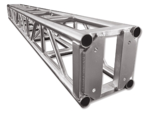 "Tomcat Box Truss 12"" x 4' Silver"