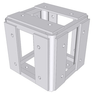 Tomcat Truss 5-Way Corner Block 12