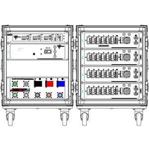 Motion Laboratories 120/208V Distro 24 Way