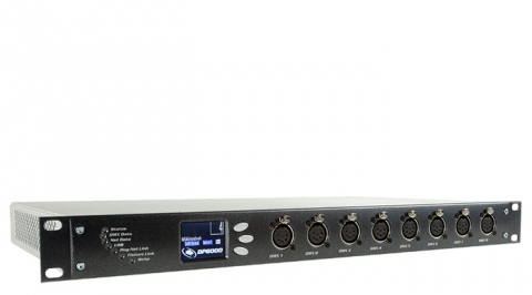 High End Systems DMX Processor 8000