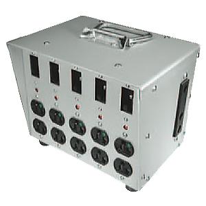 AC Power 100A Edison Lunchbox