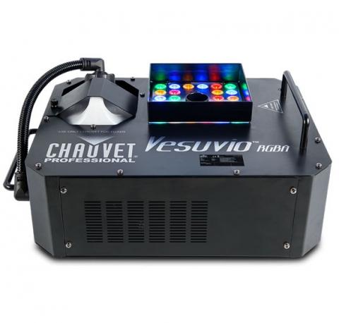 Chauvet Vesuvio RGBA Fog Machine
