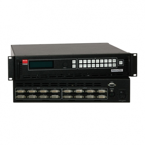 Barco MatrixPRO 8x8 DVI Router Matrix Switcher