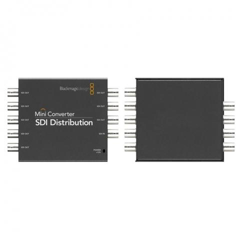 Blackmagic Design 1:8 3G-SDI Mini Converter