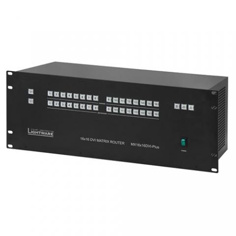 Lightware MX 16:16 DVI-Plus DVI Router