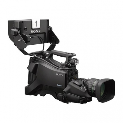 Sony HXC-FB80SL HD HDR Camera Package