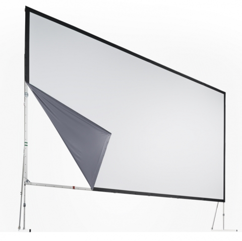 AV Stumpfl Monoblox 14 x 7.9 ft (16:9) Fast-Fold Screen