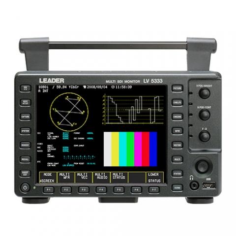 Leader LV5333 3G SDI Waveform Monitor