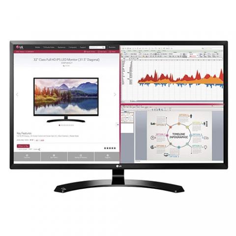 LG 32 Inch LED Monitor