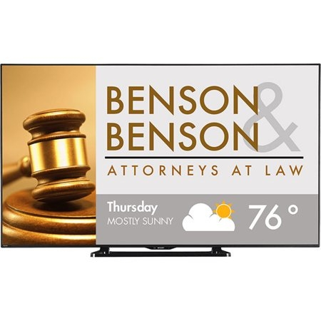 Sharp 80 Inch Class Full HD Commercial LED TV