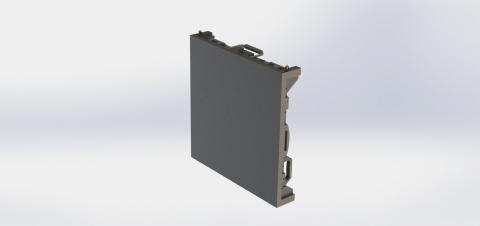 3.9mm Gloshine LED Flat