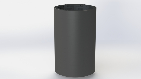 3.9mm Uniview LED Cylinder